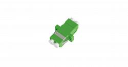 Адаптер волоконно-оптический NIKOMAX NMF-OA2SM-LCA-LCA-2