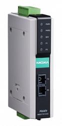 1-портовый преобразователь MOXA MGate MB3170-S-SC-T