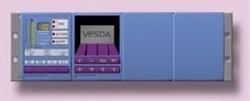 """Контрольный дисплей LaserPlus для 19"""" модуля с программатором - Vesda/Xtralis VSR-2A00"""