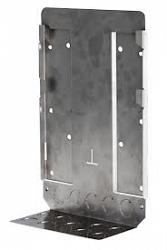 Скоба из нержавеющей стали для AXIS T98A-VE Surveillance Cabinet series AXIS T98A MOUNTING BRACKET(5800-351)