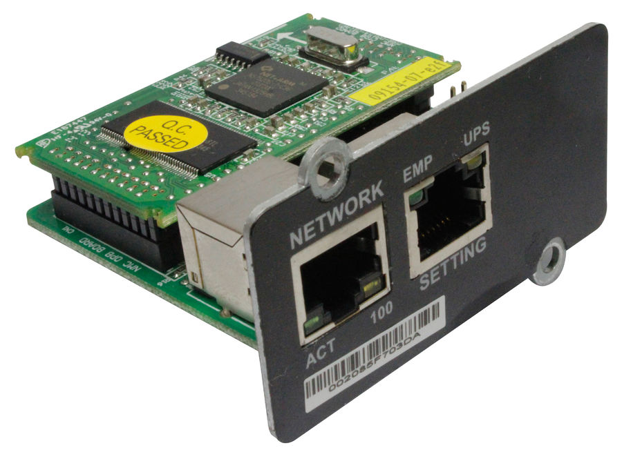 Модуль для ИБП Ippon NMC SNMP II card