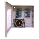 Блок питания CCTV, 16 выходов PTC, 24VAC / 28VAC ALTV2416350CB220 Altronix