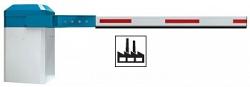 Шлагбаум со встроенным блоком управления ELKA P 3000