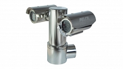 Уличная антивандальная IP видеокамера PELCO EXP1230-4N