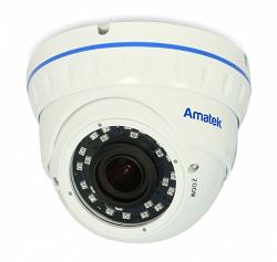 Уличная IP видеокамера Amatek AC-IDV203VA