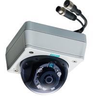 Купольная IP видеокамера MOXA VPort P16-2MR36M-CT