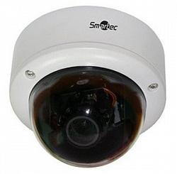Цветная купольная видеокамера     Smartec      STC-3502/3