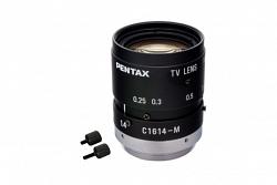2-х мегапиксельный объектив с ручной диафрагмой Pentax C1614-M (KP)