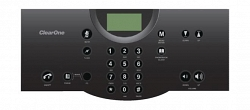 Проводная настольная клавиатура Clear One 910-154-035