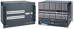 Ультраширокополосный матричный коммутатор Extron CrossPoint 450 Plus 2412 HV