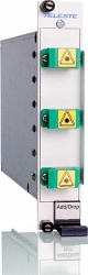 Одноканальный модуль Add/Drop Teleste COM-A-A-16A-X