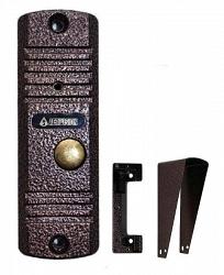 4-х проводная антивандальная накладная видеопанель Activision AVC-305 (NTSC)