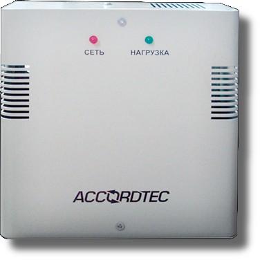 Источник вторичного электропитания резервированный AccordTec ББП-40