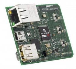 Встраиваемый принт-сервер для DTC4000 Fargo 47711