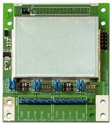 Интерфейс подключений компьютера/принтера GE/UTCFS UTC Fire&Security ATS1801