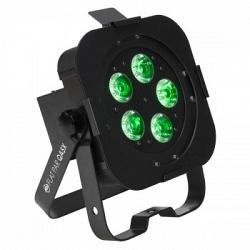 Светодиодный прибор American Dj FLAT PAR QA5X