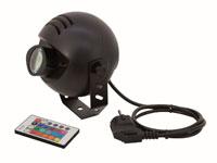 Светодиодный    EUROLITE     LED PST-9 TCL IR  spot