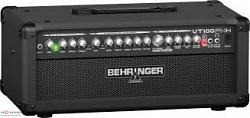 Гитарный усилитель Behringer VT 100FXH