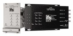 8-канальный приёмник видеосигнала и двухсторонних данных IFS VR7830-2DRDT