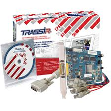 Cистема видеозахвата DSSL TRASSIR Silen 960H-4