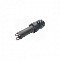 Pазъем M12 Axis CONNECTOR M12 MALE 4P 10PCS (5502-131)