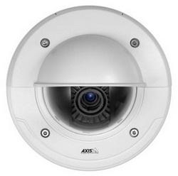 Купольная антивандальная сетевая видеокамера - AXIS  P3364-VE 12mm (0484-001)