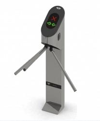Электронная проходная Praktika PT-01 с контроллером Эра 10000