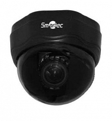 Цветная купольная видеокамера     Smartec      STC-3511/1b