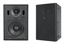 Двухполосная акустическая система Extron SI 28 Черный