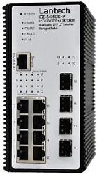 Коммутатор Lantech IGS-3408DSFP-E