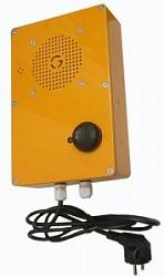 Пульт громкоговорящей связи.Симплекс GC-4017M2