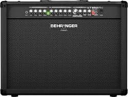 Гитарный усилитель Behringer VT 250FX