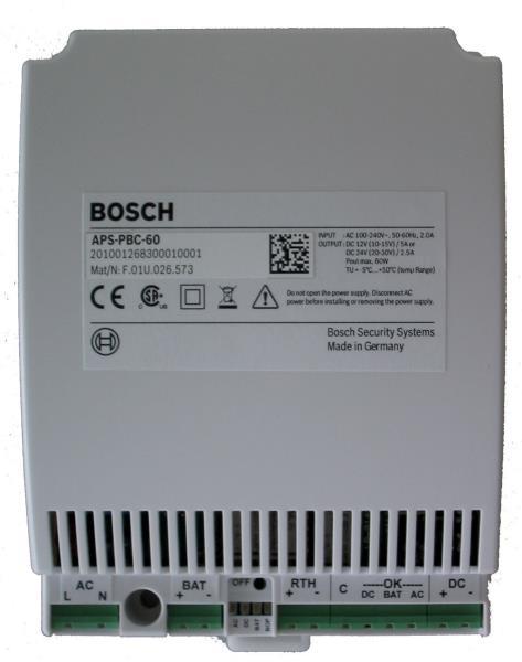 Источник питания Bosch APS-PSU-60