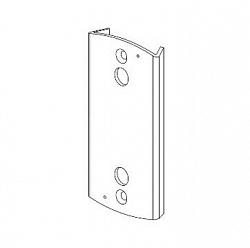 Кронштей для считывателя (65х98 мм), нерж. OMA-02.кр6