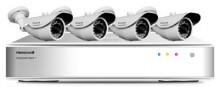 Комплект видеонаблюдения Honeywell CADK1004WDM-DC36P