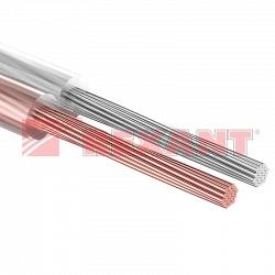 Кабель акустический, 2х0.75 мм² (Rexant 01-6304)