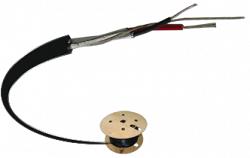 Однопарный фидерный кабель повышенной надежности в металлорукаве GEOQUIP GQFC-9-FACHS