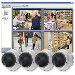 Комплект камер AXIS M3004-V SURVEILLANCE KIT (0516-041)