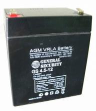 Аккумулятор Apollo GS 4.5-12