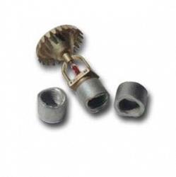 Муфта приварная G½ L=41 мм к трубе Ду25
