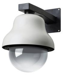 Гермокожух для купольных камер Videotec DBH24K0F028