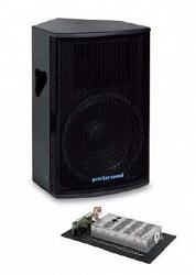 Широкополосная активная акустическая система Peecker Sound 4012MH/A