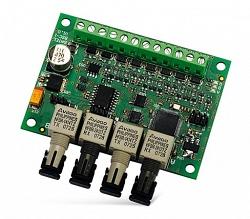 Оптоволоконный конвертор Satel INT-FI