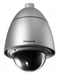 Цветная поворотная купольная видеокамера Panasonic WV-CW590A/G