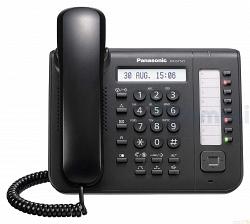 Телефон системный IP Panasonic KX-NT551RU-B