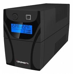 Источник бесперебойного питания Ippon Back Power Pro LCD 400