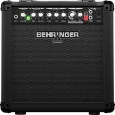 Гитарный усилитель  Behringer VT 15FX