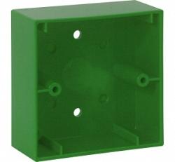 База накладного монтажа для малого РПИ, зеленая - Esser 704984