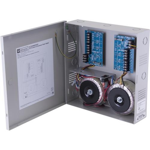Блок питания - 24 VAC/ 4 А, 220 VAC, 4 выхода ALTV244300CB220 Altronix
