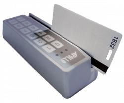 Считыватель магнитных карт с клавиатурой Apollo AP-502